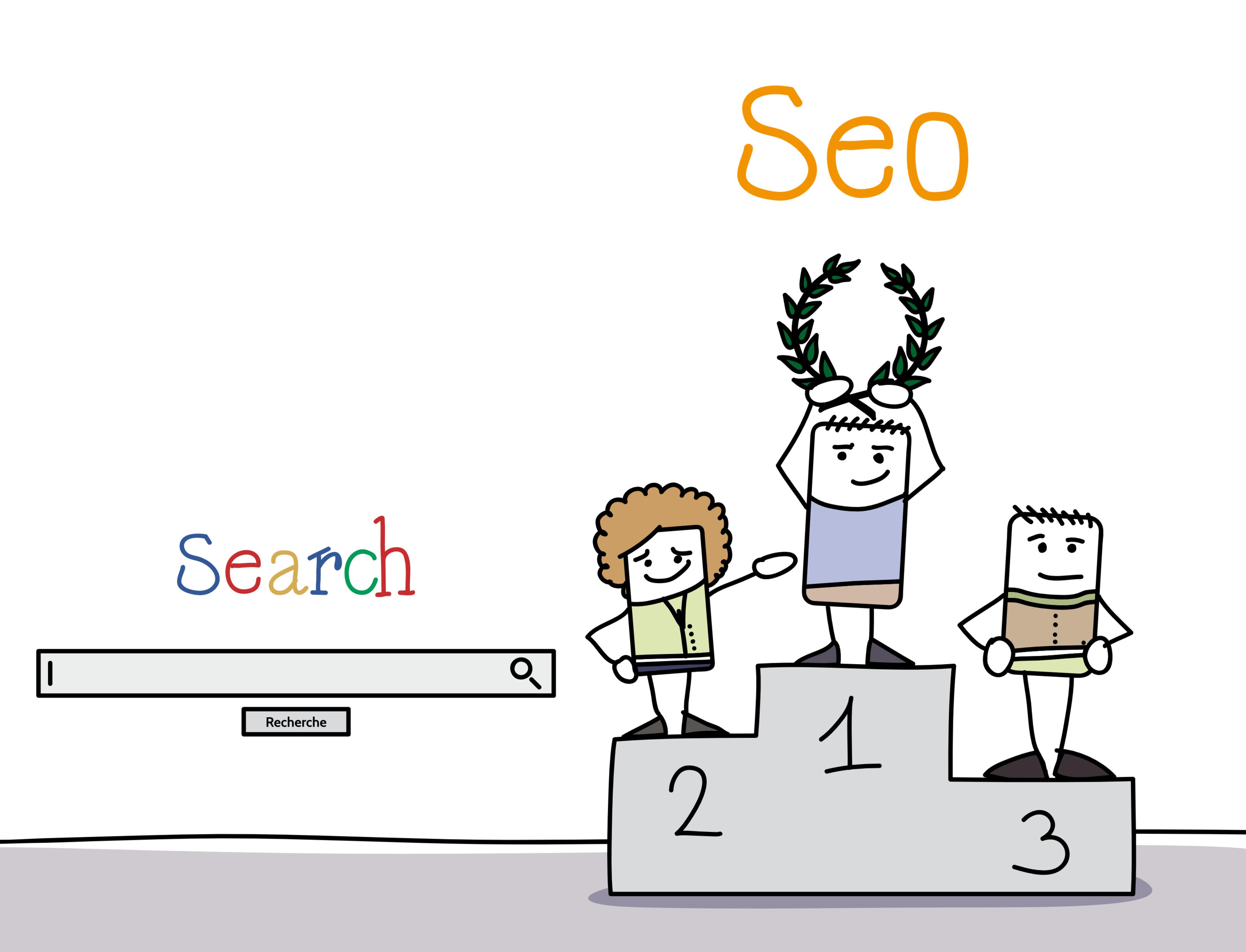 SEO - site bien rfrenc sur les moteurs de recherche