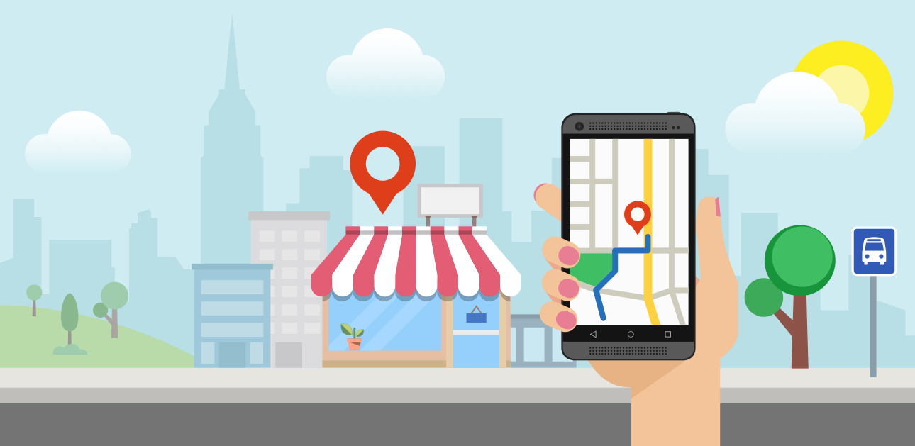 referencement local - agence seo paris