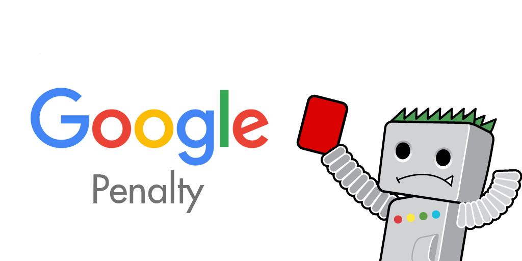Pénalités Google agence seo paris
