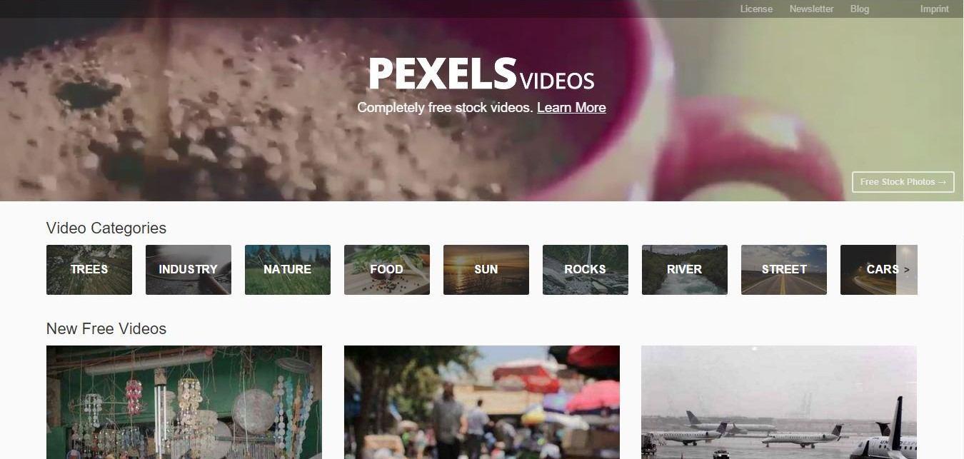9 Incroyables Sources De Vidéos Gratuites Libres De Droits