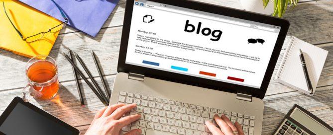 rédaction blog