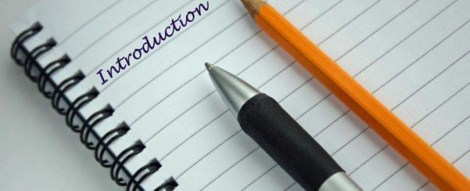 Comment écrire une introduction parfaite pour votre article de blog ?