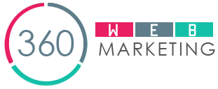 360 WEBMARKETING Logo