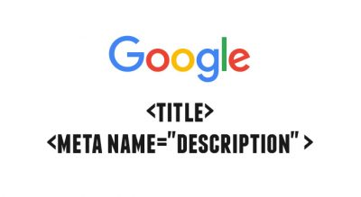 Title et Meta Description