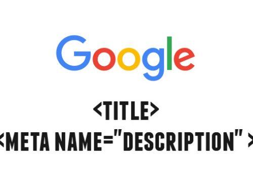 Balise title et Méta description : pourquoi et comment les optimiser ?