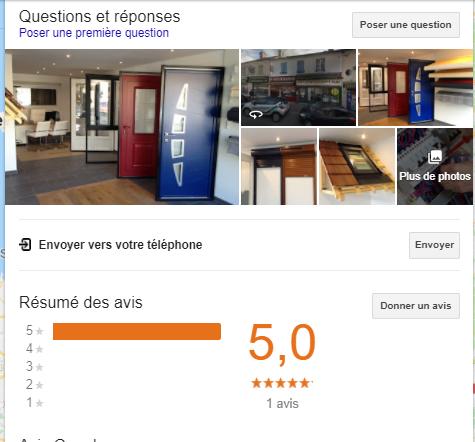 Référencement naturel local Paris - 360 Webmarketing