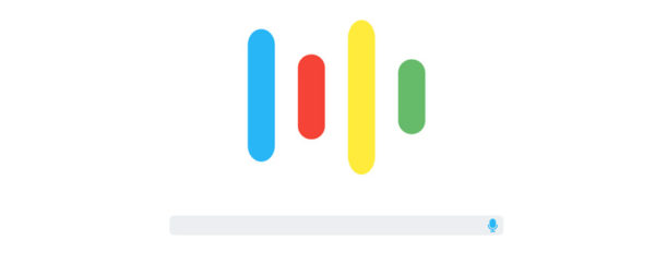 recherche vocale 2018
