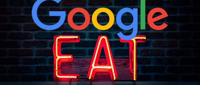 Google EAT: réussir son contenu web - 360 Webmarketing