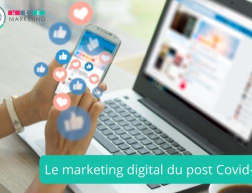 Le marketing digital du post Covid-19